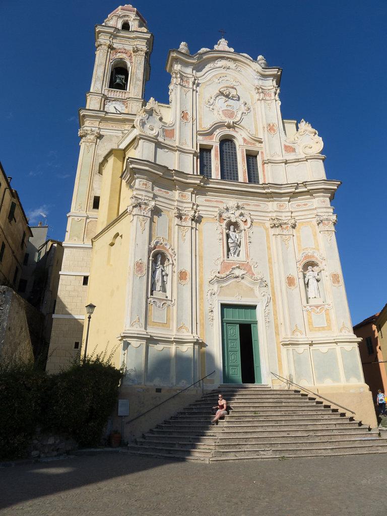 Cervo Basilica