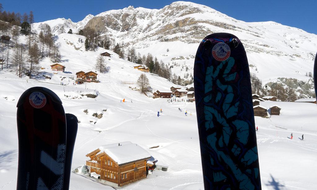 Ski ready